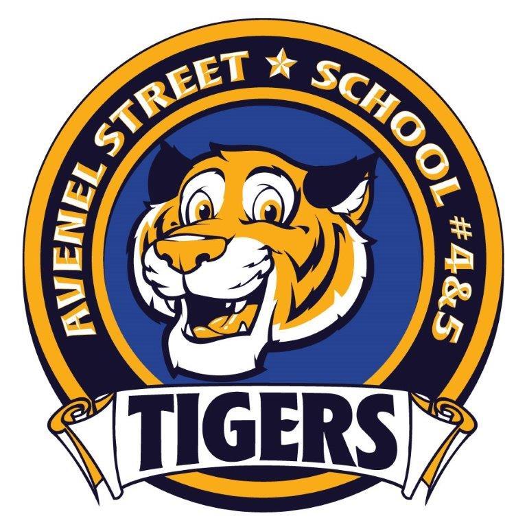 Avenel Street School logo