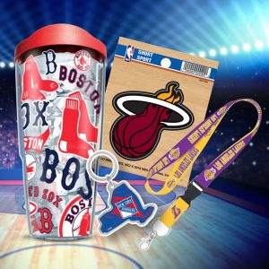 Licensed Sports Merchandise